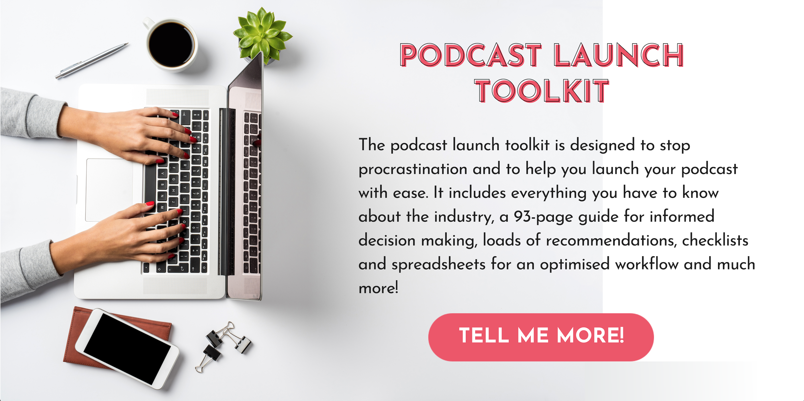 podcast launch toolkit